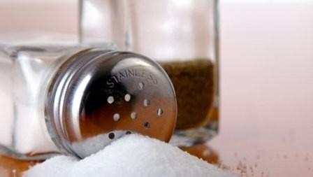 О соли в рационе у ребенка