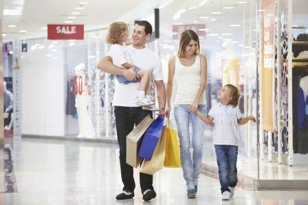 О нескольких фактах правильного детского шоппинга