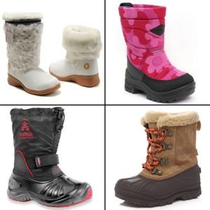 зимняя обувь ребенку