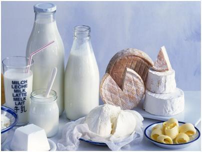О кисломолочных продуктах в питании детей