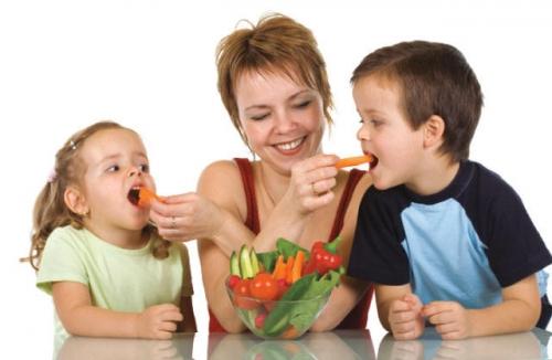 О продуктах, которые способствуют повышению иммунитета у детей