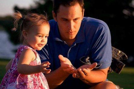 Какая же она, роль отца в воспитании ребенка?