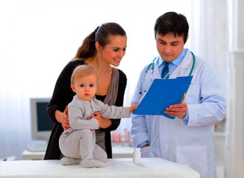 Об особенностях лечения ребенка антибиотиками