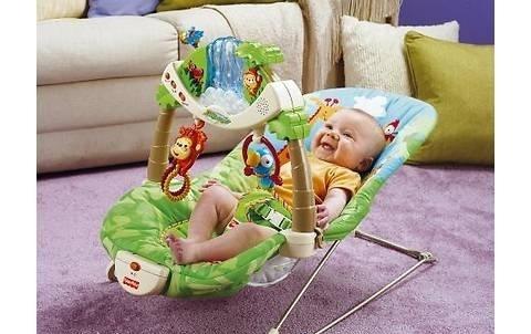 Чем руководствоваться при выборе детских качелей для новорожденных