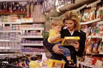 О некоторых «Да» и «Нет» при организации похода в магазин c детьми