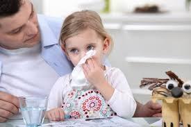Ринит или насморк у детей